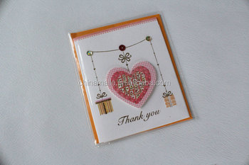 Handmade Religious Christmas Cards.Free Sample Religious Funny Gift 3d Handmade Invitation Happy Birthday Handmade Thanks Card Buy Thanks Card Professional Christmas Cards Embroidered