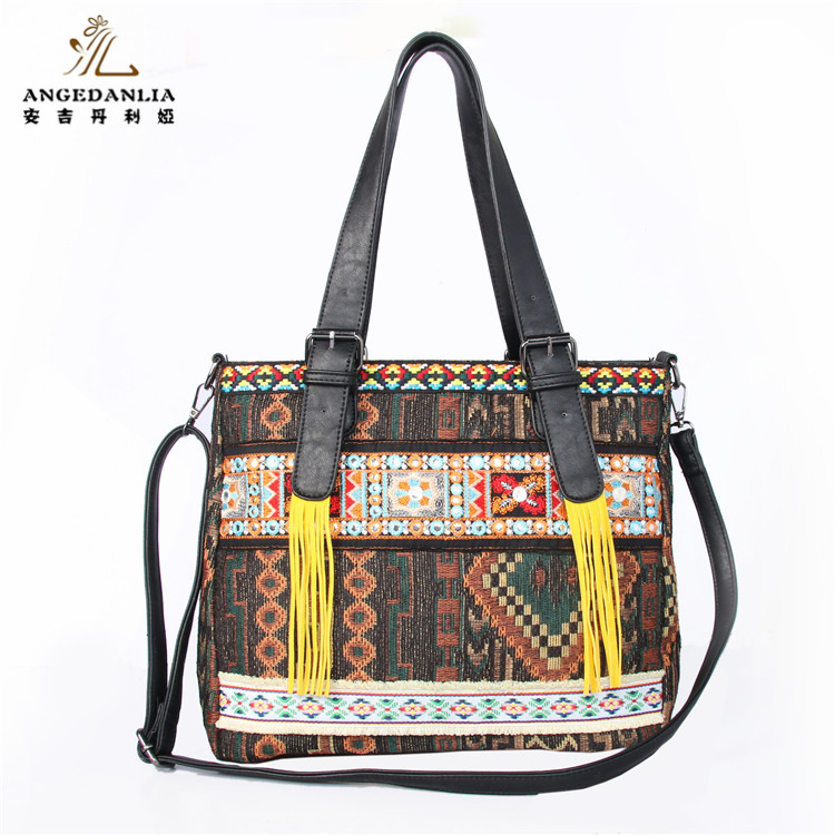 Boho Tote Bag Vintage Indian Handicrafts Bags Handmade fabric Bags Wholesale