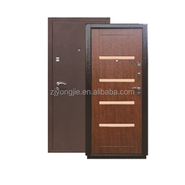 Zhejiang Yongkang Yujie swing steel door with good quality