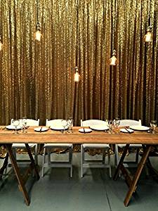 TRLYC Sequin backdrops, Sequin photo booth backdrop, Party backdrops, Wedding backdrops, sparkling backdrops, Christmas decoration 6ft6ft