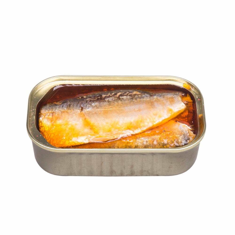 Сардины рыбные консервы в масле
