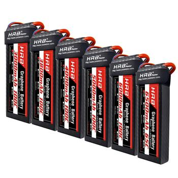 Graphene Lipo Battery 100C 3000mah/3800mah/4000mah/5000mah/6000mah/6500mah 1S-6S   for RC airplane  Boat Traxxas Car
