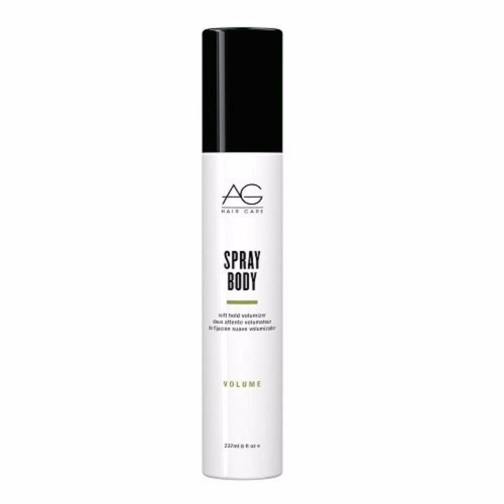 AG Hair Cosmetics Soft-Hold Volumizer Hair Spray for Unisex, 8 Ounce