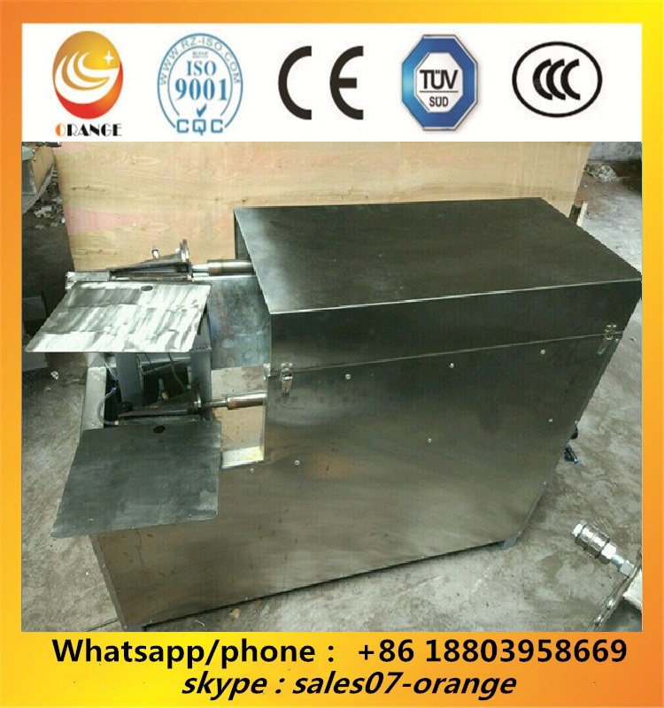 Professional ice cream cone baking machine with CE approved