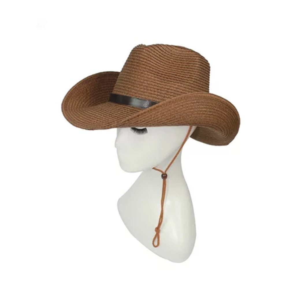 515a156ab8c2c Get Quotations · Green Burgeon Outdoor Wide Brimmed Sun Hats Straw Hats