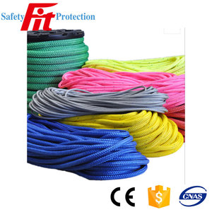 8 Carrier Diamond Braid Polyester rope for sale