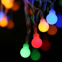 European Connectable outdoor christmas tree light color changing led christmas holiday decor string lights