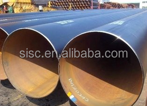 LSAW Carbon Steel L555 Pipe GB/T 9711 Standard Tube