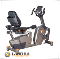 LDE-03 Recumbent Bike/Commercial Fitness Machine/Gym Equipment/Exercise Bike/Cycling/Upright/Fitness/Cardio/Aerobic