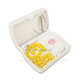 Medical Pill Box With Cutter Pill Case