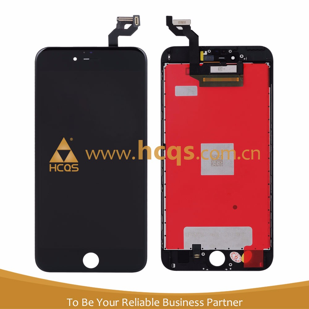 Wholesale lcd for iPhone 6s plus , reliable quality screen display glass for iPhone 6s plus