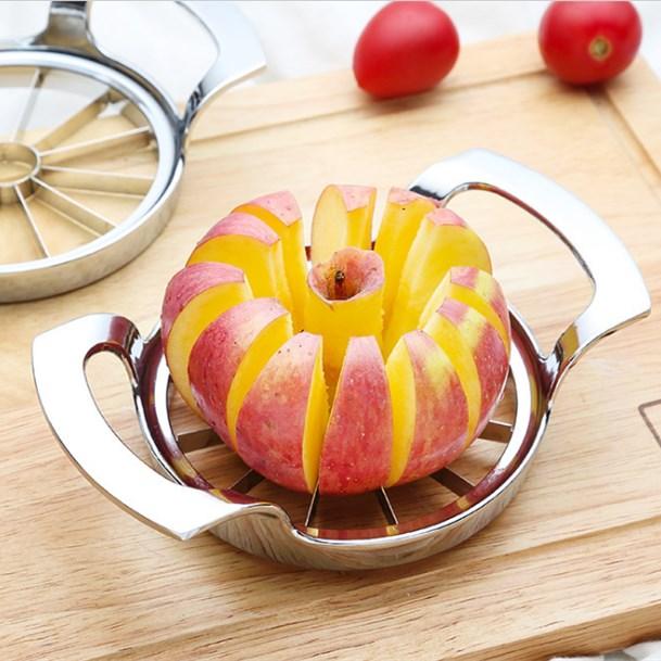 Kitchen,dining & Bar Kitchen Apple Slicer Innovative Wheat Straw Corer Cutter Pear Fruit Divider Tool Comfort Handle For Kitchen Apple Peeler Spot