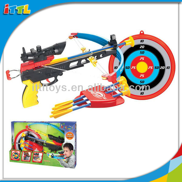 Plastic Outdoor Game Set Kids Shooting Archery Set Sport Toys Archery Set Toys