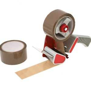 BROWN / CLEAR / FRAGILE 48mm x 66m Low Noise BOPP Packing Tapes