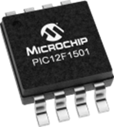 All PIC Series 8-bit MCU Microcontrollers Flash IC PIC12F1501-I/SN SOP8 Singlechip PIC Mircocontroller