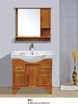 2015 cheap bathroom vanity sets solid wood antique bathroom vanity cabinet with mirror buy for Cheap bathroom double vanity sets