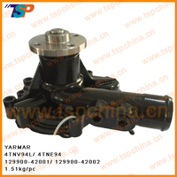 Yanma Warter pump for 4TNV94L/ 4TNE94,Diesel engine Water Pump