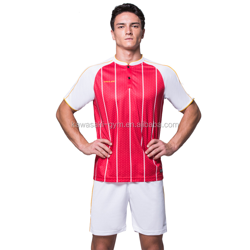 wholesale best quality sublimated custom football jersey sports soccer jersey