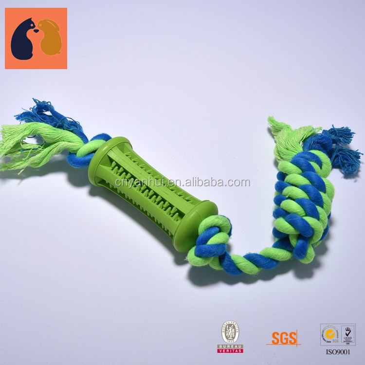 Private Label Rope and Latex Dog Chew Toys Import from China