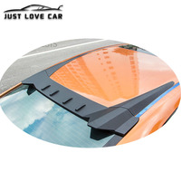 ABS CAR ROOF SPOILER WING TYPE R STYLE FOR HONDA CIVIC NEW 2016-2018