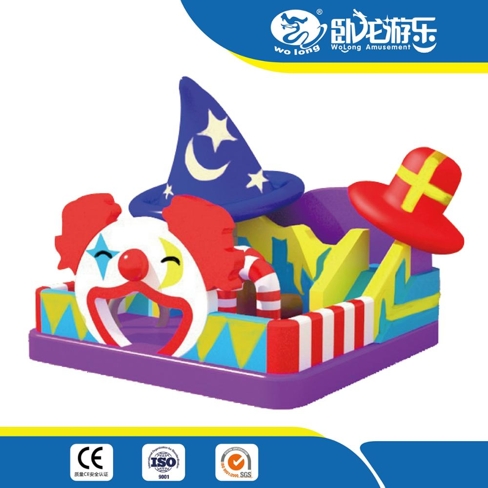 Funny Bouncy Toys Inflatable castle for Children