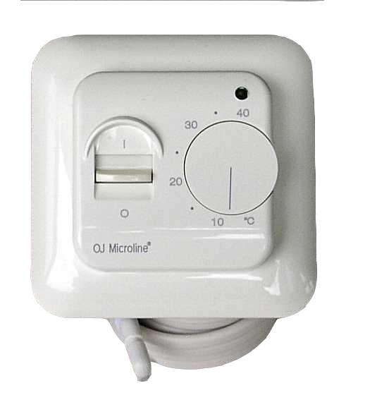 Sala de termostato de calefacci n por suelo radiante piso for Precio termostato calefaccion