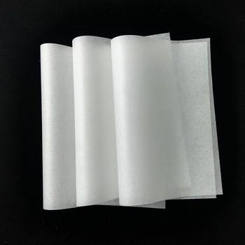 YARNOW 100 Piezas de Papel de Pergamino para Hornear Antiadherente Papel de Barbacoa para Cocina Cocina Al Vapor Parrilla 19 Cm Color Aleatorio