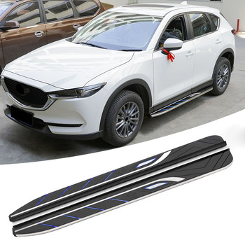 Wholesale & resale supply car side steps for mazda cx 5 2017 2018 accessories body kit