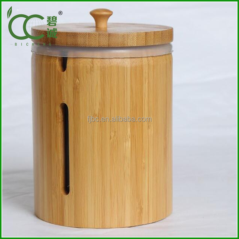 Bamboo Sealed Canister