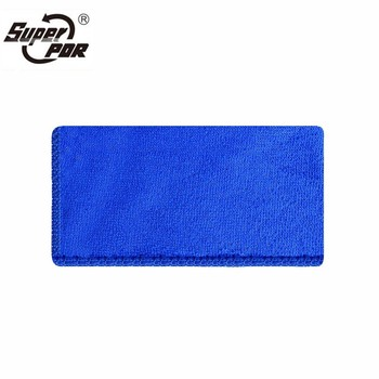 Super PDR professional car dent repair glue removal clean tools Blue cleaning cloth for auto repair cloth tools