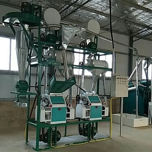 New design milling machine/flour milling/mini wheat flour mill