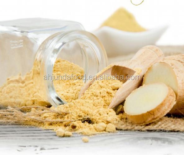 High Quality Dried Ginger Powder Dehydrated Vegetable Spice Vegetable Ginger Powder Price