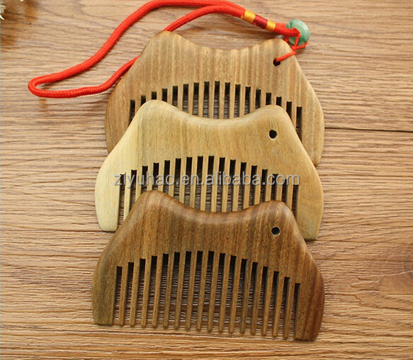 OEM manufacture the personalized stretch hair combs,decorative hair combs