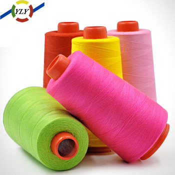 candle polyester 40/2 Hilo de Coser 100% Polyester sewing thread