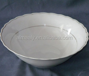 good porcelain gold plated bowl