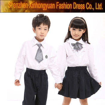 School uniform designs for primary schools