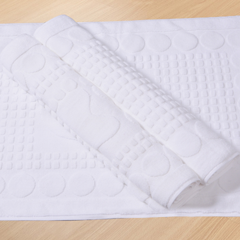 Bathroom Towels And Mats: Murcia 100% Cotton Feet Mats 100% Cotton Thick In Towel