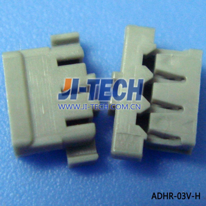 1.3mm pitch wire to board crimp style connector ADH series JST cconnector 3 pin ADHR-03V-H housing