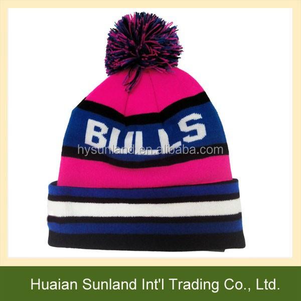 Encuentre el mejor fabricante de sombrero de la gorrita tejida de ...