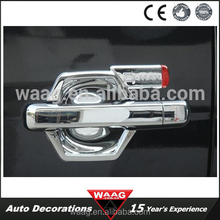 Chrome Door Handle Cover for D-MAX2014