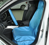Universal Fit Waterproof Car Seat Cover and Protector with elastic brand