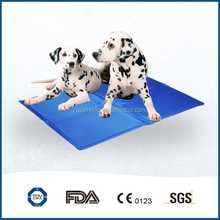 Activated Cooling Pet Bed - Self Cooling Pet Pad - Chilly Cat Mat - Cooling Therapy