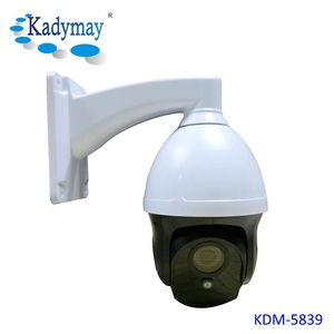 Kadymay/OEM wholesale 3X Zoom AHD 1080P PTZ Security Camera IR Night Vision Indoor Pan/Tilt/Zoom AHD Camera
