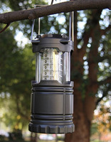 flashlights 30 LED detachable rechargeable camping lantern