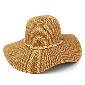 aab7ebc4fdb Fashion China Lady Summer Beach Sun Hat Folding Adjustable Women's Paper  Straw Hat Manufacturers And Suppliers - Buy Cheap Wholesale Paper Ladies ...