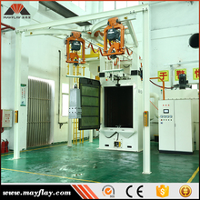 MAYFLAY Steel Foundry Used Hanger Type Shot Blasting Machine