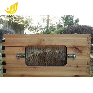 factory made Automatic flow honey beehive/flow bee hive