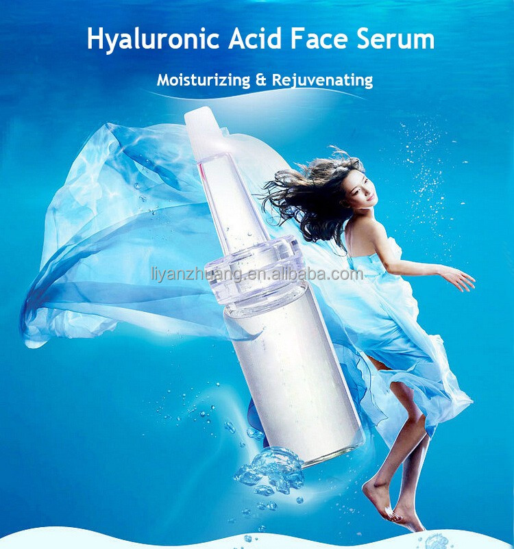 Argireline serum anti-wrinkle firming hyaluronic acid anti-aging essence for men and women forehead wrinkles remove