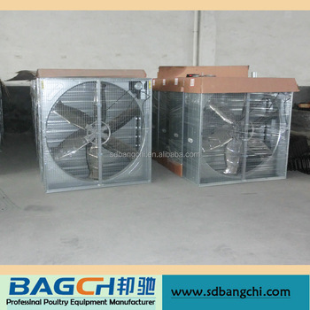 Bc Series Hanging Small Exhaust Fans For Cow House