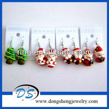 Polymer Clay Christmas Earrings.Polymer Clay Christmas Snowman Silver Hook Earrings Buy Christmas Snowman Silver Hook Earrings Polymer Clay Christmas Snowman Earrings Christmas